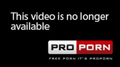 Brunette mistress with a killer booty dominates her lanky lover