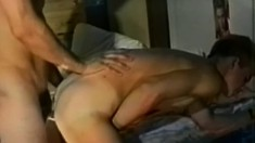 Twinks Tim and Sean eat meat and bang ass, then jerk off together